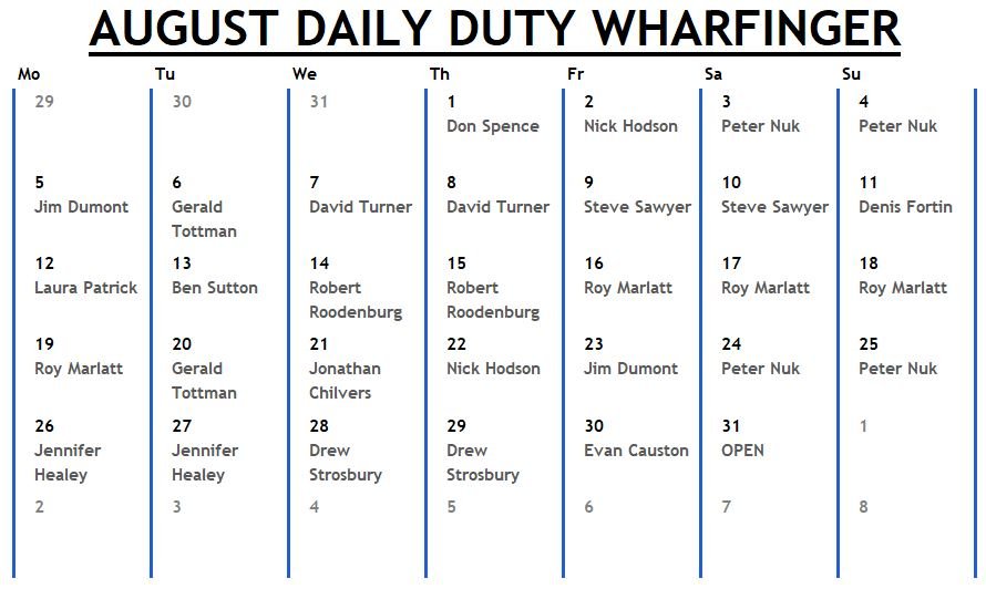 aug-2019-daily-warfinger-sched