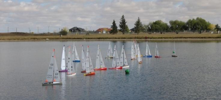 Int'l One Metre – Salt Spring Island Sailing Club